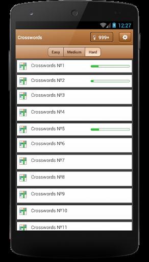 Scanwords for everyone 1.4.1.3 screenshots 7