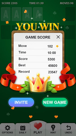 Solitaire 1.0.119 screenshot 629980