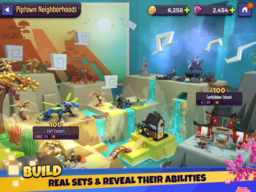 LEGO® Legacy: Heroes Unboxed screenshot 11