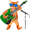 Talking and Singing Cat icon