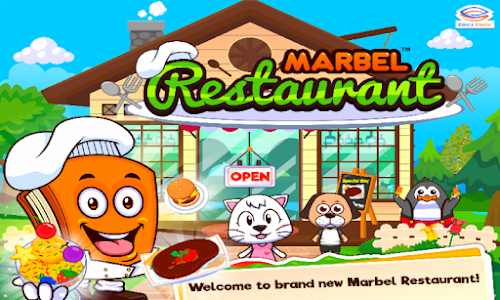 Marbel Restaurant - Kids Games 5.0.0