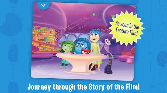 Inside Out Storybook Deluxe - screenshot thumbnail