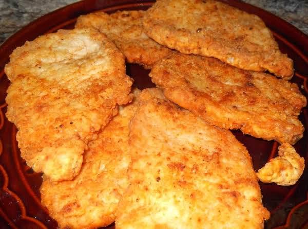 Crispy Southern Fried Pork Chops