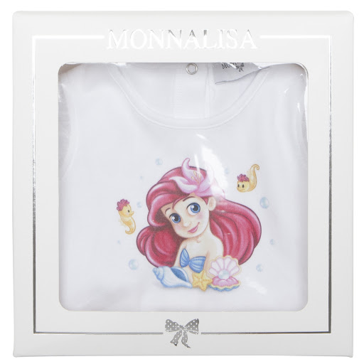 Thumbnail images of Monnalisa Disney Cotton Shortie