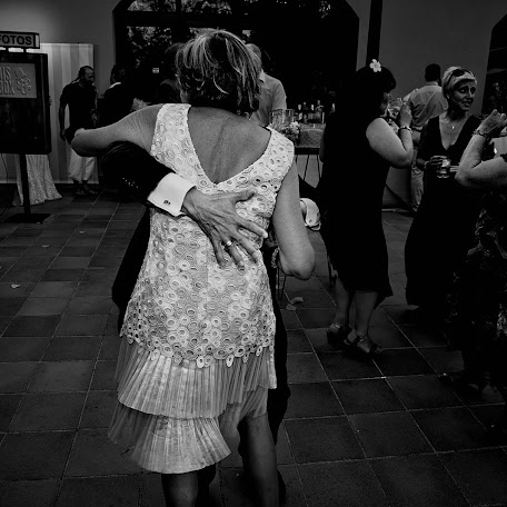 Wedding photographer Fran Sandomingo (lucieetfran). Photo of 31.10.2017