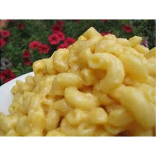 Slow Cooker Mac-N-Cheese.