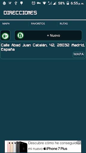 ECORUTAS screenshot 5