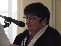 Rose Morris, overall prize winner in 2014