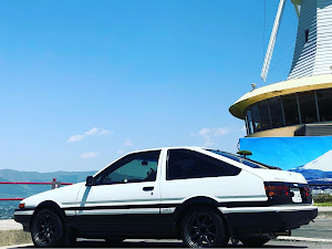 スプリンタートレノ AE86 AE86 GT-APEX 58年式のカスタム事例画像 lemoned_ae86さんの2018年05月05日21:13の投稿