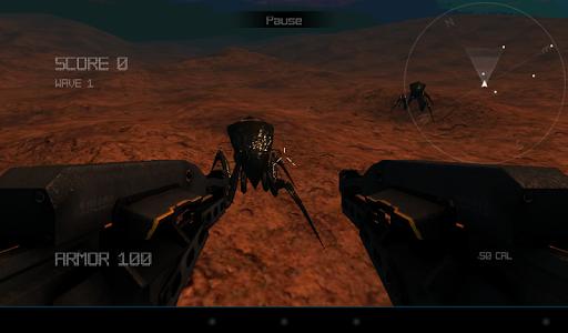 Jogo de Tiro - Sniper Alien 3D