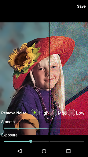Image Noise Remover Enhancer