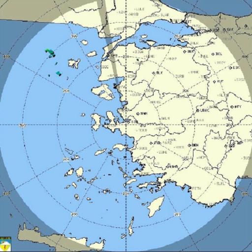 İzmir Yağmur Radarı