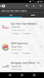 Job Search - Snagajob- screenshot thumbnail