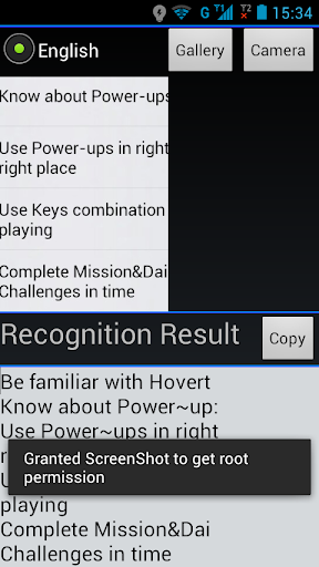 Tiny Eng-Character Recognition