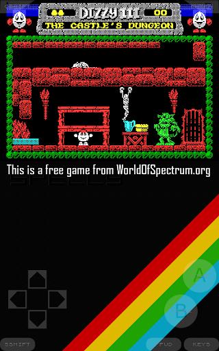 Speccy - Free Sinclair ZX Spectrum Emulator apktram screenshots 20