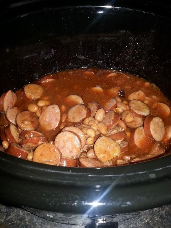 Slow Cooked Kielbasa Sausage Recipe