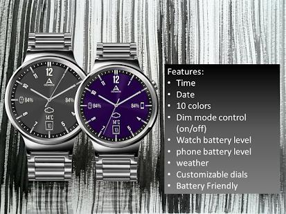 Time Watch Face screenshot