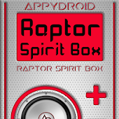 "RAPTOR Spirit Box ""beta"""