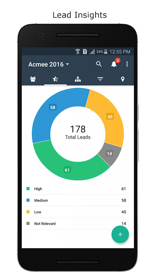 HelloLeads - Sales CRM & Simple Lead Management- screenshot