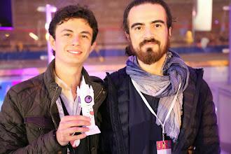 Photo: maxime dufour photographies_9253  Equipe de tri-D : Chris Delepierre et Thomas Delbergue