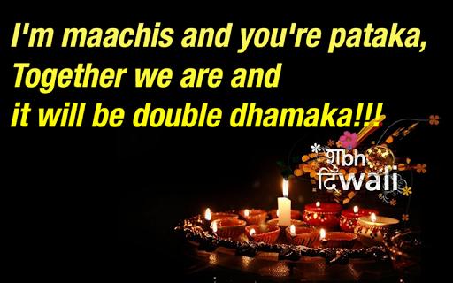 New Diwali Status