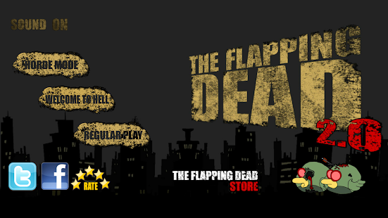 The Flapping Dead 2.0- screenshot thumbnail