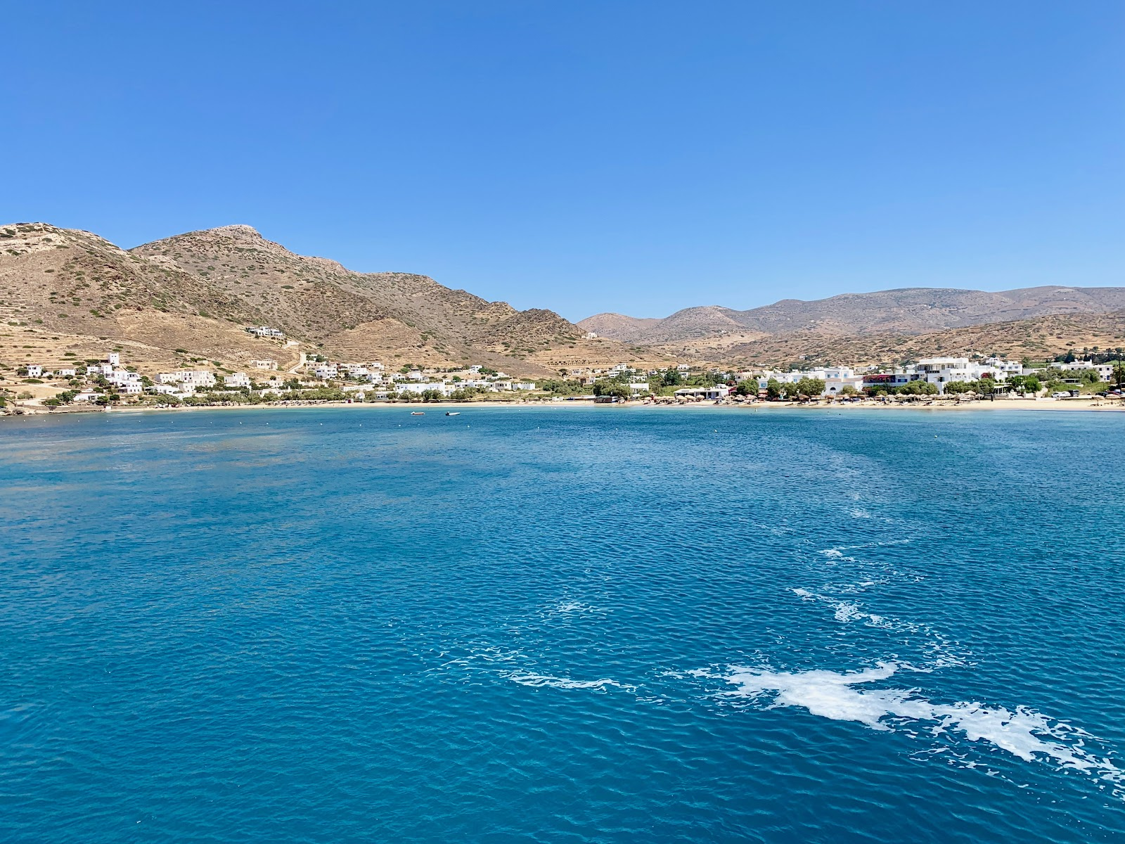 Paros island - the prettiest Greek island. What to do with 2 days in Paros