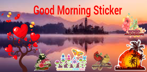 Good Morning stickers for whatsapp - WAStickerApp 1 1