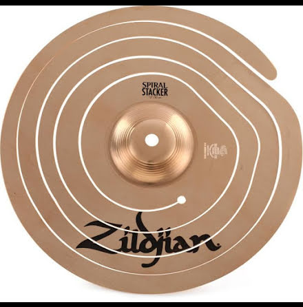 """12"""" Zildjian EFX - Spiral Stacker"""