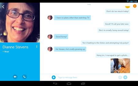Skype 6.25.99.1107 screenshot 422539