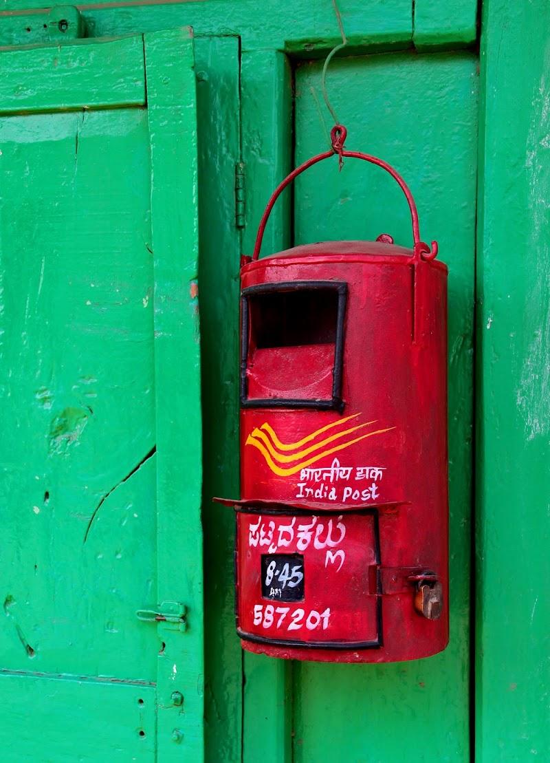 Red & green..... di Delvecchio Dario