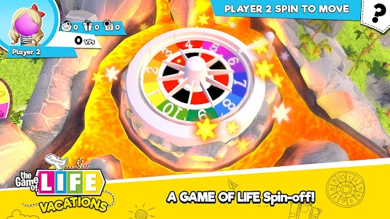 THE GAME OF LIFE Vacations Screenshot