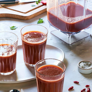 Righteous Red Juice