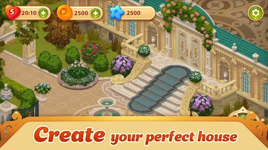 Storyngton Hall Mod Apk 21.4.0 [Unlimited Stars + Full Unlocked] 5