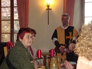 Photo: Sopar medieval a Cordas
