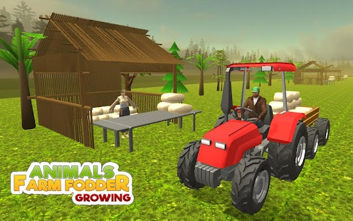 Animal Farm Fodder Growing & Harvesting Simulator- screenshot thumbnail