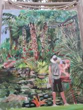 Photo: Painting by Carolyn Crayola