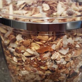 Super Easy Healthy Granola
