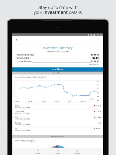 Discovery Benefits Mobile screenshot 11