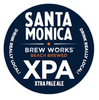 Logo of Santa Monica Brew Works XPA (Xtra Pale Ale)