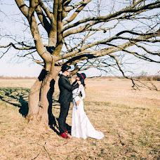 Wedding photographer Ekaterina Kapitan (ekkapitan). Photo of 21.04.2017