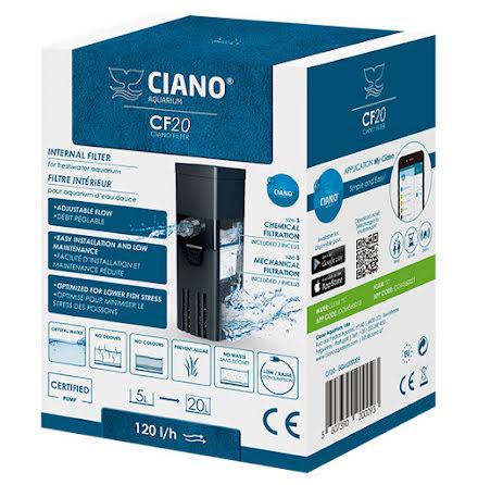 Ciano CF20 Innerfilter