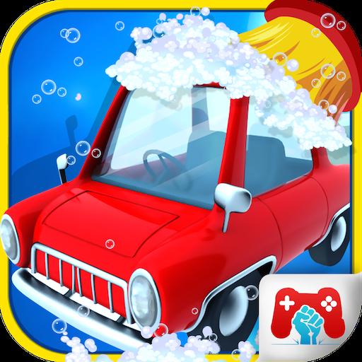 教育の子供のための3Dカーガレージ LOGO-記事Game