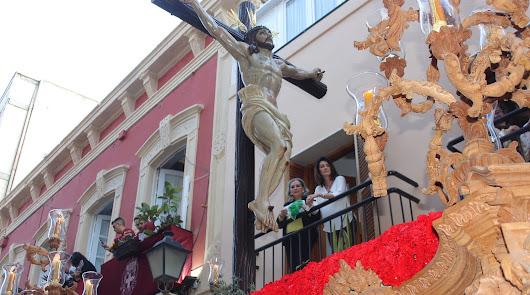El Martes Santo más almeriense con el Cristo del Amor