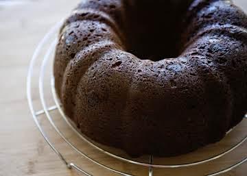Karen's Chocolate Kahlua Cake