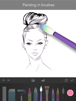 PaperOne:Paint Draw Sketchbook APK screenshot thumbnail 13