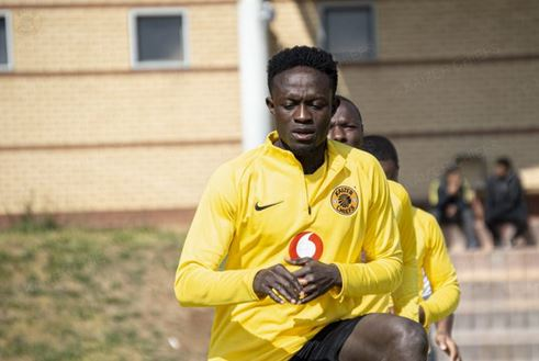 Kaizer Chiefs acquire their second signing with the arrival of new star from Ghana