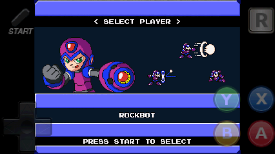 Rockbot 1- screenshot thumbnail