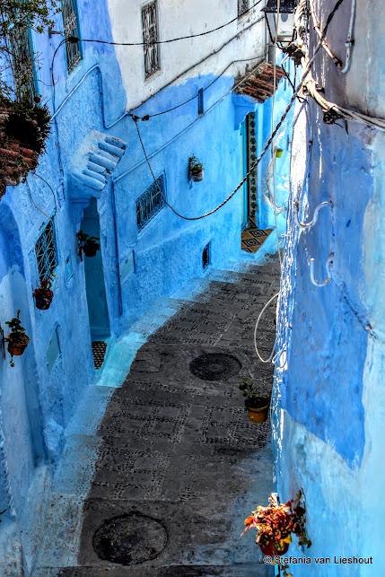 Chaouen in Marokko