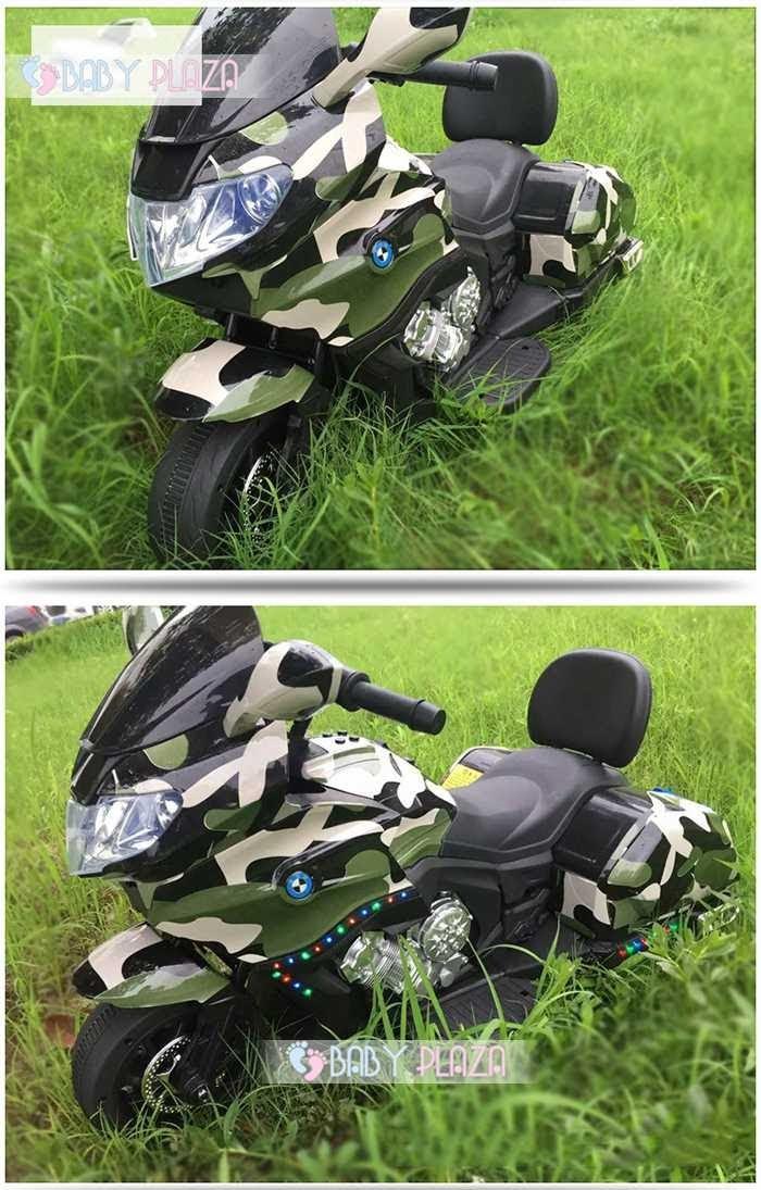 Xe máy điện cho bé T04404 (CX-6606)